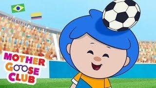 Soccer Rocker - Mother Goose Club Rhymes for Kids