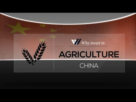 Agriculture  China - Why invest in 2015
