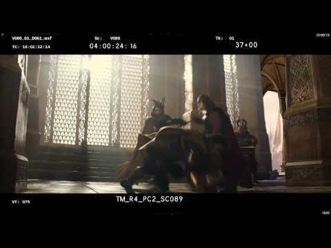 Marvel's Thor: The Dark World - Deleted Scene 5