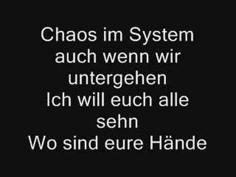 Tokio Hotel - Wo Sind Eure Hnde