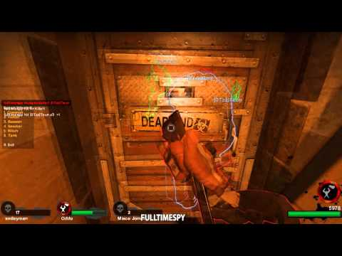 Left 4 dead 2 - 1 tank ? 1 safe room