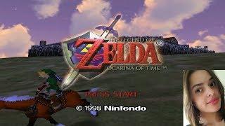 Zelda Ocarina Of Time 100% - EM BUSCA DO JOGO COMPLETO!