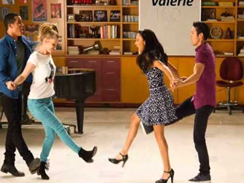 Glee Valerie Season 2 Lyrics 100th episode