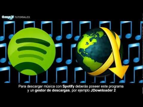 Cómo descargar música con Spotify y Jdownloader - Mp3.es