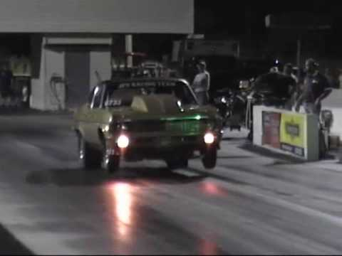 Pete Chevere 4.88 @ 148 Drag Radial Nova
