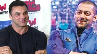 Salman Khan's Brother Sohail Khan Praises Salman In PUBLIC