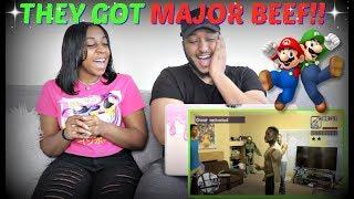 "RDCworld1 ""VIDEO GAME HOUSE 3"" REACTION!!!"