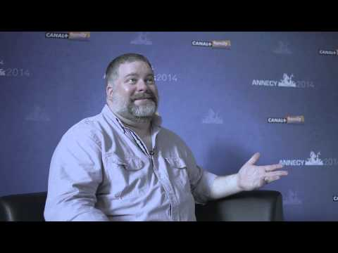 Annecy 2014 - Interview Dean DeBlois - Dreamworks Animation