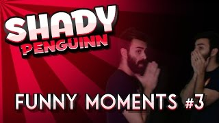 """SHADY CLONE JUTSU!"" 