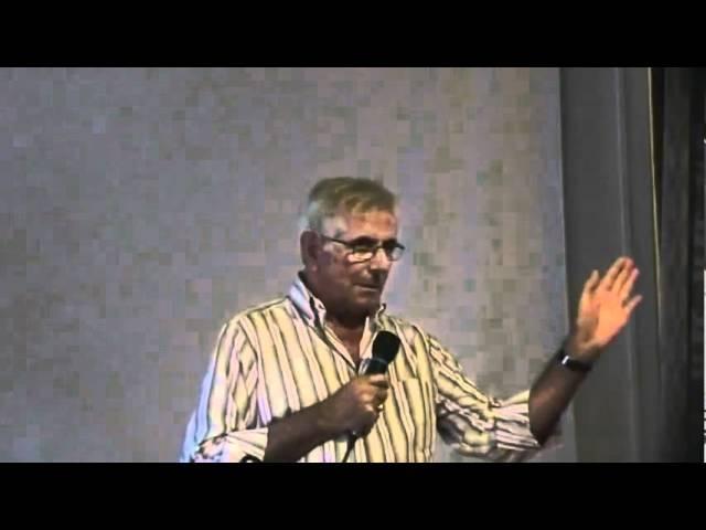 Portogruaro 17 9 2011   Luigi Pacchiano parla del caso Marla
