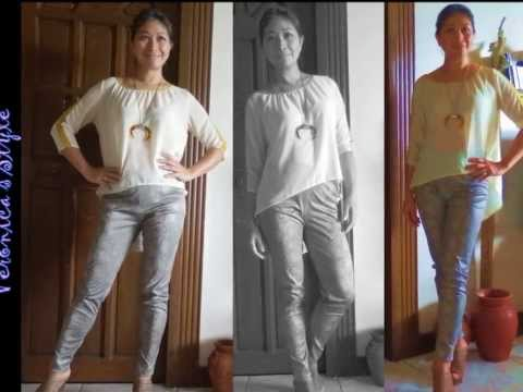 Veronica's style series1 (fashion ideas for 40 &up women)
