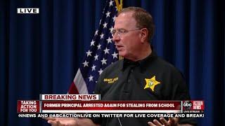 Polk Co. investigation reveals former middle school principal