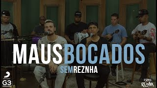 Sem ReZnha - Maus Bocados *PAGODE* Homenagem a Cristiano Araújo (Versão acústica)