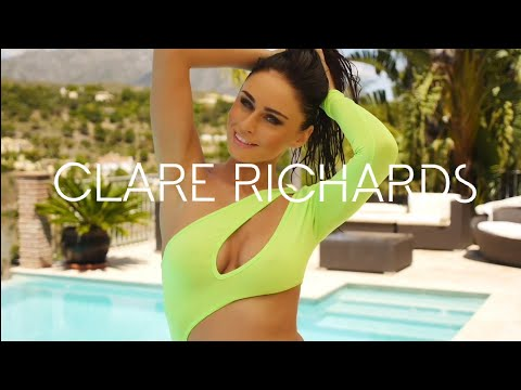 Clare Richards | Studio 66 Glamour Model | Swimsuit Photoshoot