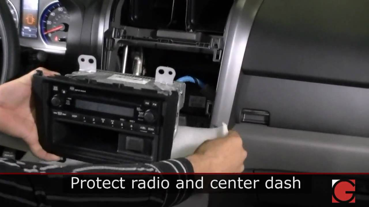 Grom Usb Ipod Honda Crv 08 09 Installation Youtube