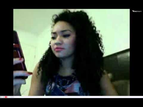 LITTLE MIX Leigh-Anne twitcam March 1 2012 [FULL VERSION]