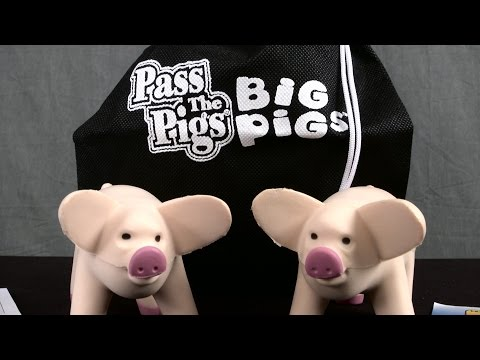 Pass the Pig Big Pigs from Winning Moves Games