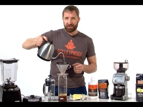 How to Make Bulletproof® Coffee (The Official Video)