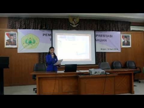 Mawapres D3 Universitas Pakuan 2014