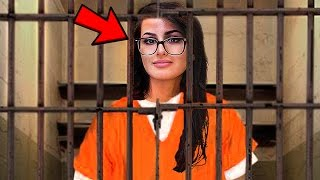 Top 5 Youtubers WHO HAVE BEEN SENT TO PRISON OR JAIL! (SSSniperwolf, Trollstation and More)
