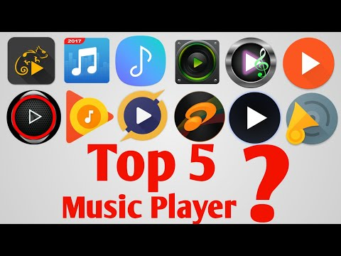 Top 5 Best Music Player for Android 2018 - Must Try!