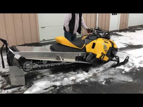 Bennett Racing Ski Doo 1200 Turbo 2
