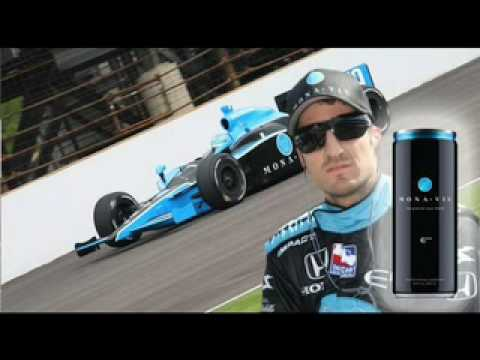 Emv Energy Drink Monavie Tomas Scheckter Indianapolis 500 Video