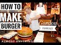 How To Make Burger | Gordon Ramsay | Full Recipe | Almost Anything MP3