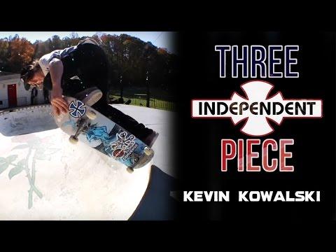 INDEPENDENT TRUCKS| 3-PIECE | KEVIN KOWALSKI