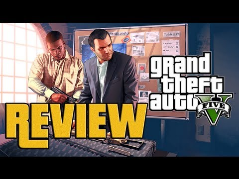 GTA 5 Review by JazReviews