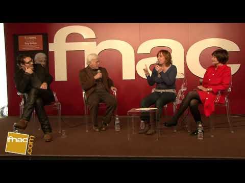 Rencontre Guy Bedos, Nicolas Bedos et Macha Méril (1/3) - Fnac Paris Montparnasse