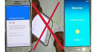How to Bypass Google Verification Step In Samsung Galaxy J2 without OTG 100% Working