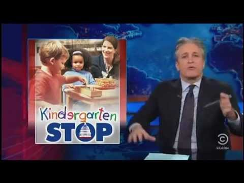 Like, Favourite, & Share! Jon Stewart 'somewhat' applauds Rand Paul on The Daily Show for using filibuster over drones, and says its 'Worth Kicking Up A Fuss...
