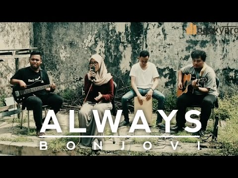 Always (Bon Jovi cover) - The Simple Life & Dian Palupi // EXI Backyard Sessions