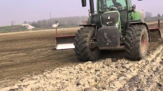 Levelling of Rice Fields Spring 2014 - The Best of RB74ify