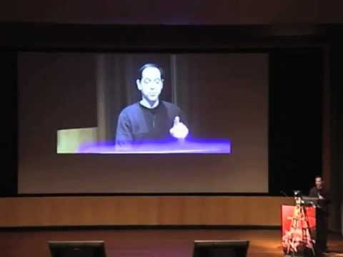 SIGGRAPH Asia 2011 - Featured Speaker, Ken Perlin