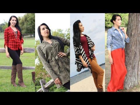 FALL Fashion Lookbook 2014 ♡ | MamiChula8153