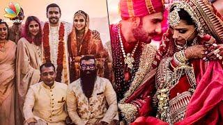 Welcome to the Club : Anushka Sharma Cute Wishes to Deepika & Ranveer's Wedding   Celeb Reactions