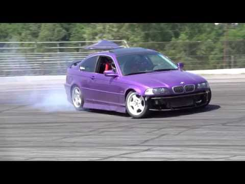 Midwest Drift Union - Back to the Basics - Auto City Speedway - Daily Driver Media