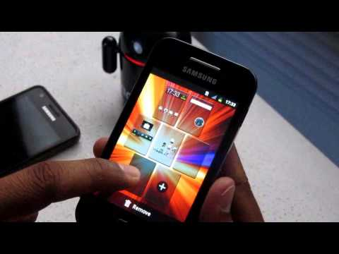 Rom Review: SGSII V9 para Galaxy Ace [Galaxy S2 Look-a-Like] (Español Mx)