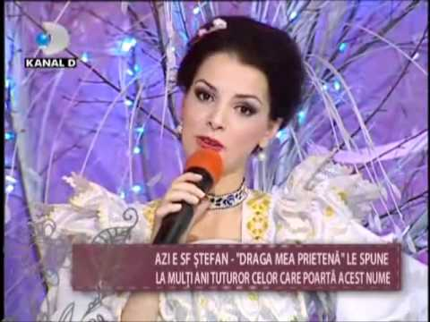 Maria Luiza Mih - Lasa nu-i bai, Vasali Canal D