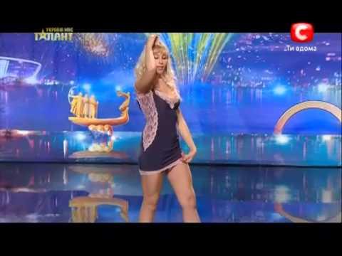 Украина мае талант 5 сезон - Ольга Балафин