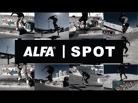 Alfa Spot 1 - Pista de Araranguá