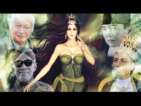Mitos Nyi Roro Kidul dari Zaman Sukarno Hingga Sekarang