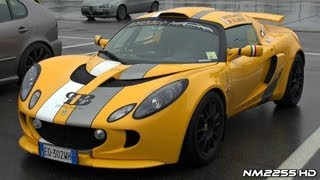 Ride in Lotus Exige CUP255 Supercharged