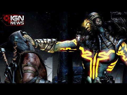 Play A Mobile Version Of Mortal Kombat X - Ign News video
