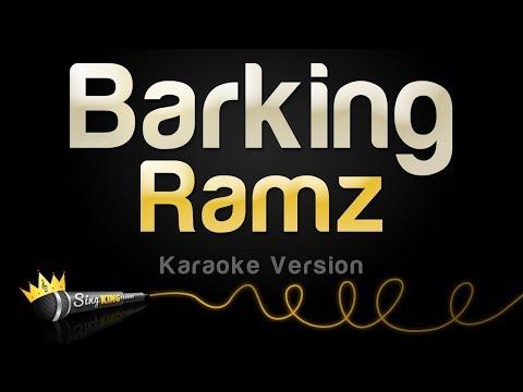Ramz - Barking (Karaoke Version)