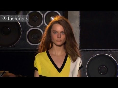 Fausto Puglisi Spring summer 2014 Full Show | Milan Fashion Week Mfw | Fashiontv video