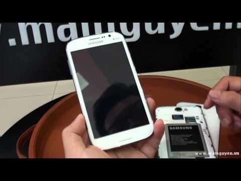 Khui hộp Samsung Galaxy Grand Duos I9082 - www.mainguyen.vn