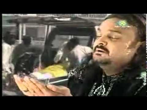 Karam Maangta Hon Naat   Amjad Sabri 360p